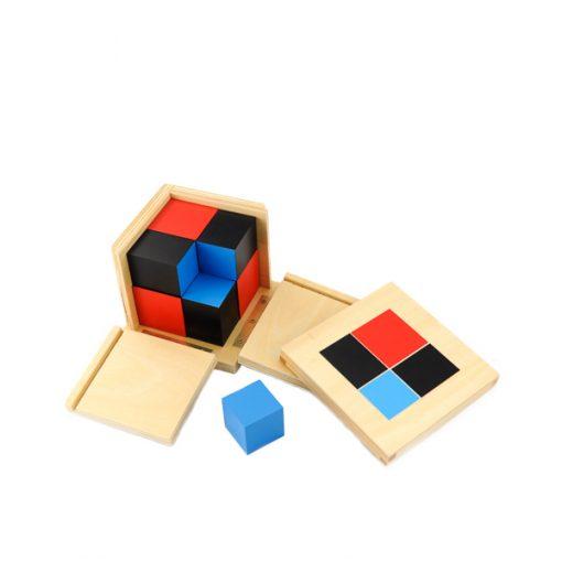 Le Cube Du Binôme