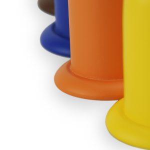 pots à crayons montessori