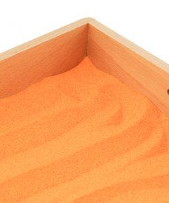 plateau de sable
