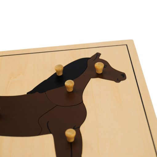 Puzzle du Cheval