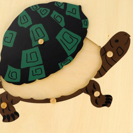Puzzle de la tortue