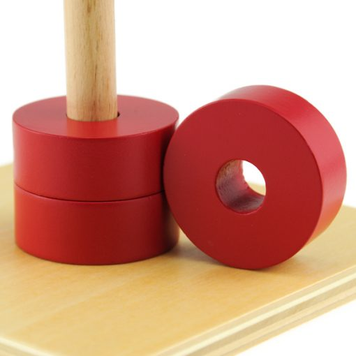 disques rouges
