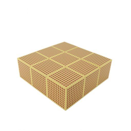 9 cubes de 1 000