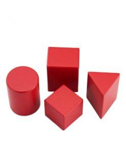 encastrement à 4 formes montessori