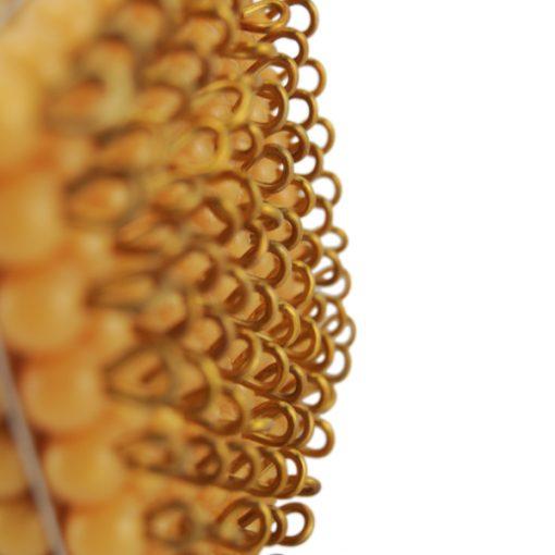 cube de 1000 perles dorées montessori