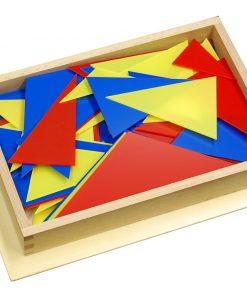 63 triangle à trouver