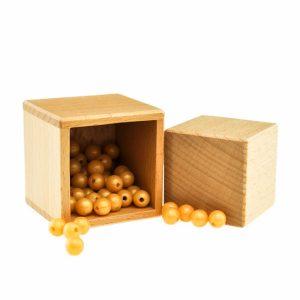 encastrement et son cube