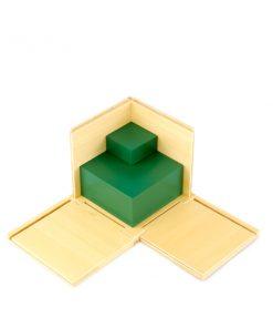 Cube à la puissance de 2