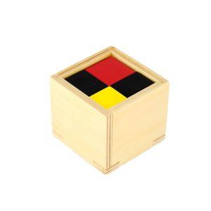 Cube Du Binôme Algébrique