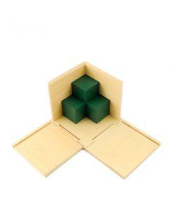 Cube Du Trinôme Arithmétique
