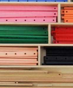 boite de géométrie montessori calcul des angles