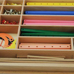 boite de géométrie montessori info qualité