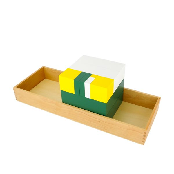 Cube À La Puissance De 3