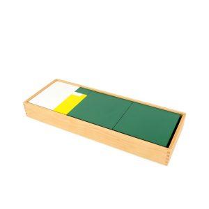 Cube À La Puissance De 3 montessori