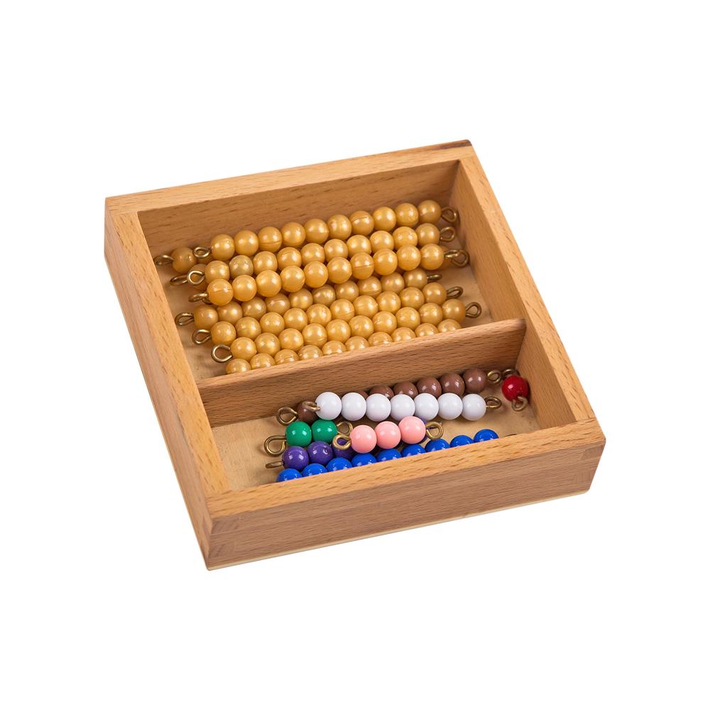 perles de la premi re table de seguin pens es montessori. Black Bedroom Furniture Sets. Home Design Ideas