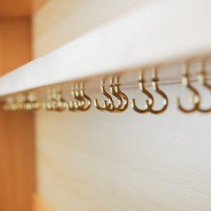 meuble de rangement des perles