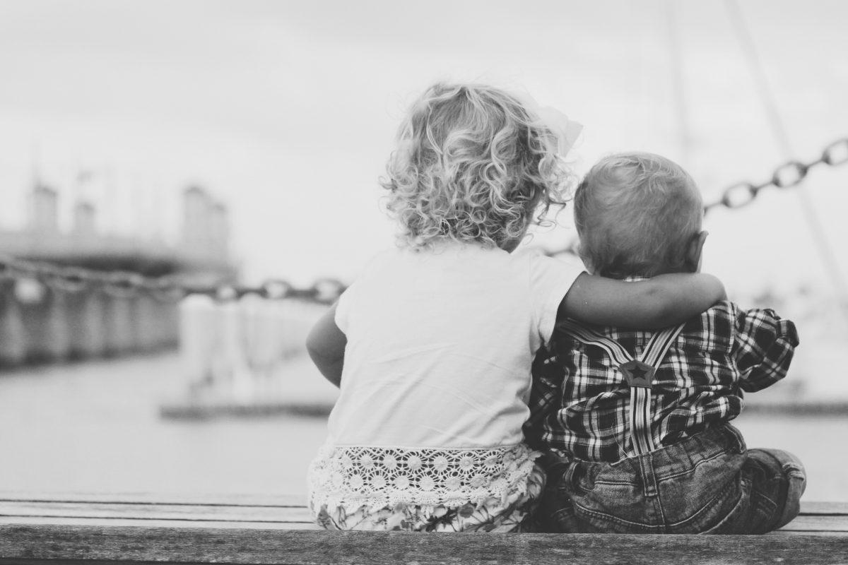 socialisation d'enfant