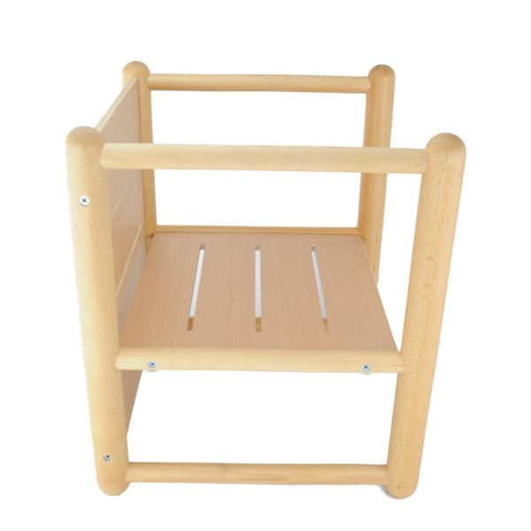 chaise montessori chaise volutive pens es montessori