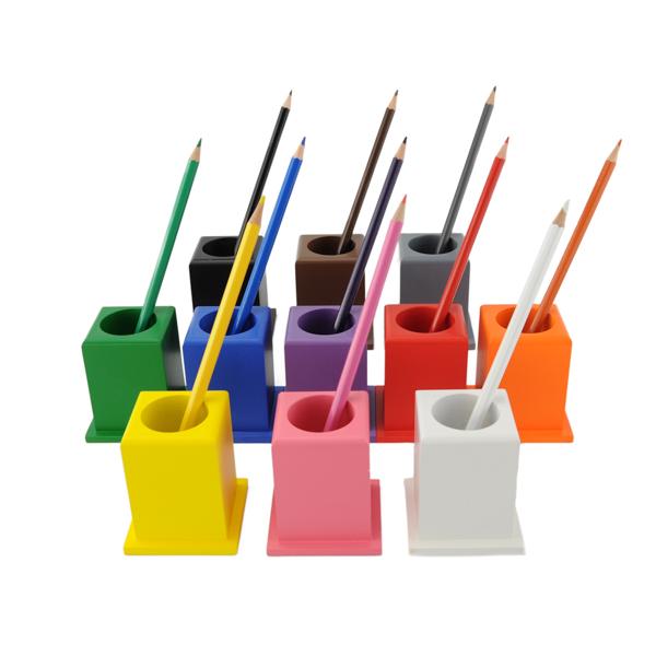 pot à crayon montessori