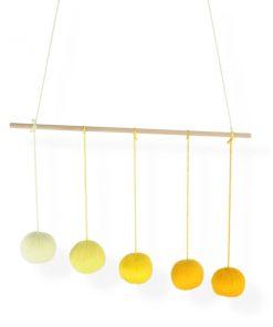 mobile de gobbi jaune