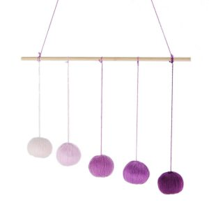 mobile de gobbi violet