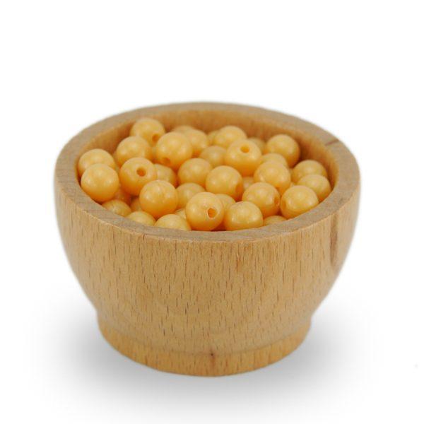 pot pour perles dorées montessori