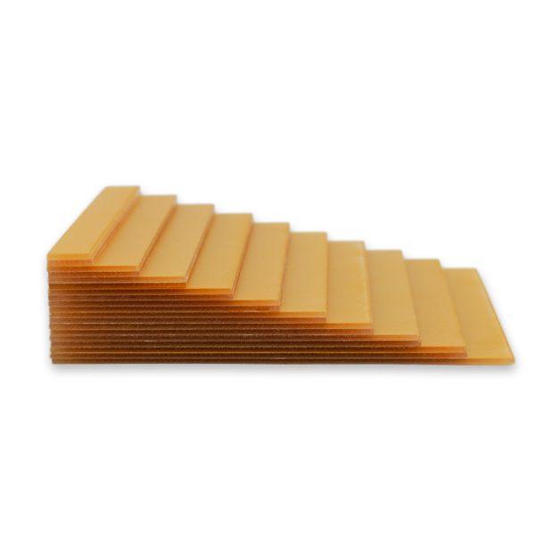 Table de Pythagore sensorielle