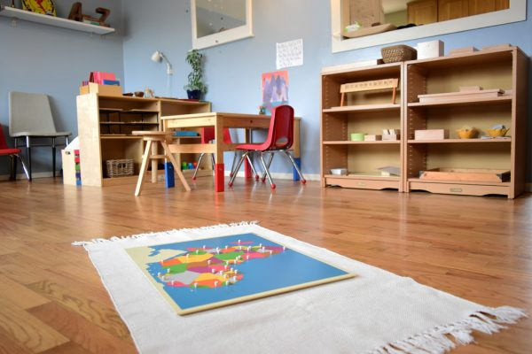 tapis montessori