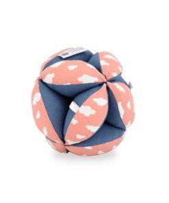 Balle de préhension Montessori - Nuages