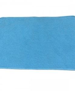 Tapis montessori bleu