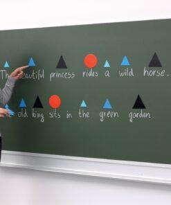 symboles grammaticaux magnétiques